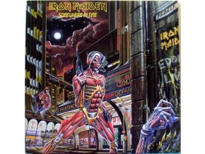 Iron Maiden ‎– Somewhere In Time2