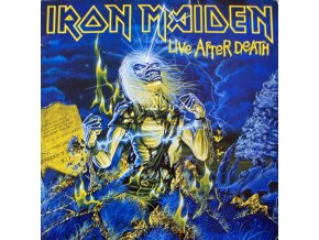 Iron Maiden ‎– Live After Death 2