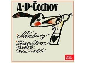 A. P. Čechov - Námluvy, Tragédem proti své vůli