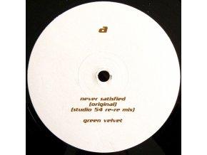 Green Velvet – Never Satisfied