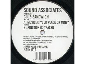 Sound Associates – Club Sandwich