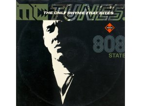 MC Tunes Versus 808 State ‎– The Only Rhyme That Bites