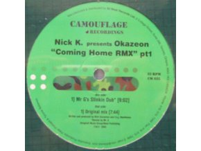 Nick K. Presents Okazeon ‎– Coming Home (Remix) (Pt 1)