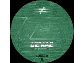 Various ‎– unGleich We Are Part I