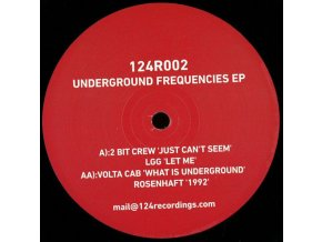 Various ‎– Underground Frequencies