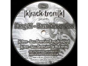 Fangshi – Bass Dimension