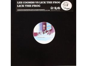 Lee Coombs vs. Lick The Frog ‎– Lick The Frog
