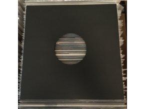 """Vnitřní černý papírový obal na 12"""" LP"""