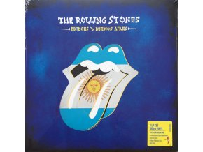 The Rolling Stones ‎– Bridges To Buenos Aires