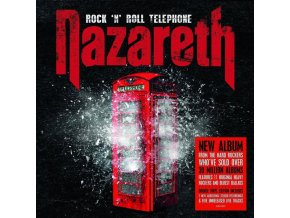Nazareth ‎– Rock 'N' Roll Telephone