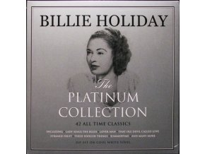Billie Holiday ‎– The Platinum Collection