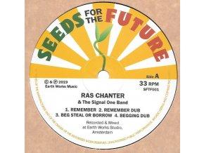Ras Chanter – Vocal & Dub Showcase