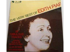 Edith Piaf – The Very Best Of Edith Piaf