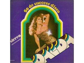 Dalida – 50 De Succese Disco