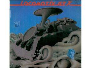 Locomotiv GT. – X