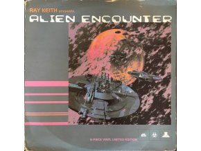 "Ray Keith – Alien Encounter (5 x 12"")"