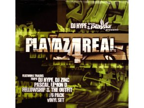 DJ Hype ‎– Playaz4Real