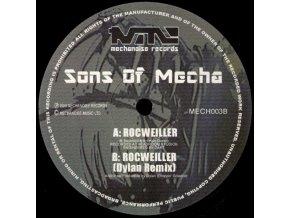 Sons Of Mecha – Rocweiller / Rocweiller (Dylan Remix)m