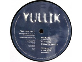 Yullik ‎– On The Rung