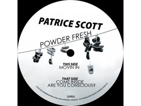 Patrice Scott ‎– Powder Fresh