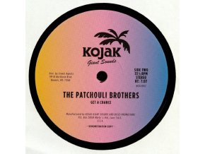 The Patchouli Brothers ‎– BDSM / Get A Chance