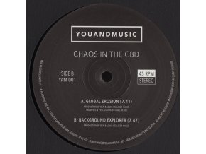 Chaos In The CBD ‎– Global Erosion