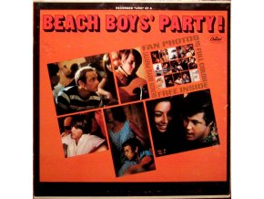 The Beach Boys ‎– Beach Boys' Party!