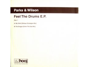 Parks & Wilson ‎– Feel The Drums E.P.
