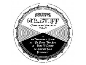 Mr. Stiff – Freehanded Woman EP