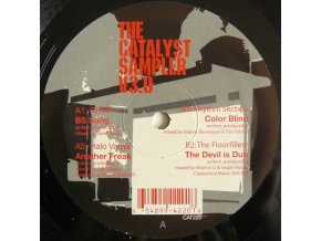 Various ‎– The Catalyst Sampler V3.0