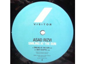 Asad Rizvi – Smiling At The Sun