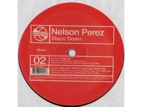 Nelson Perez – Disco Down