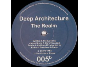 Deep Architecture – The Realm