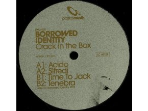 Borrowed Identity ‎– Crack In The Box