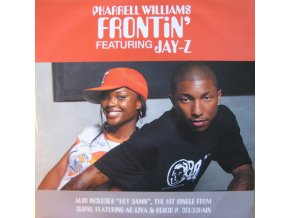 Pharrell Williams – Frontin'