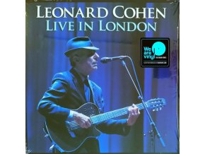 Leonard Cohen ‎– Live In London