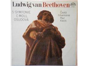 Ludwig van Beethoven - Česká Filharmonie, Paul Klecki – 5·Symfonie C Moll Osudová
