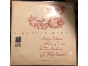 Various - Sinfonie Bachů