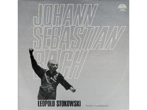 Johann Sebastian Bach - Leopold Stokowski, Česká Filharmonie* – Transkripce Skladeb J. S. Bacha