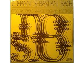 Zuzana Růžičková, Johann Sebastian Bach – Goldbergovské variace