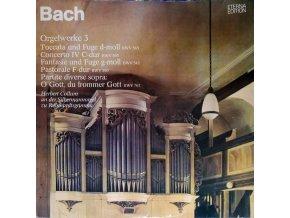 Bach, Herbert Collum – Orgelwerke 3