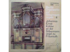 Johann Sebastian Bach, Johannes-Ernst Köhler – Bachs Orgelwerke Auf Silbermannorgeln 4