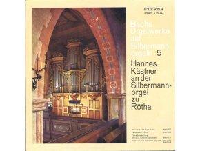 Johann Sebastian Bach, Hannes Kästner – Bachs Orgelwerke Auf Silbermannorgeln 5