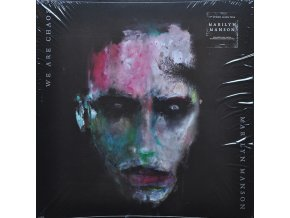 Marilyn Manson ‎– We Are Chaos LP