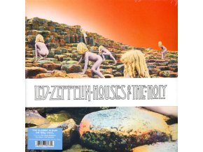 Led Zeppelin ‎– Houses Of The Holy