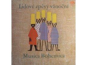 Musica Bohemica, Jaroslav Krček – Lidové Zpěvy Vánoční