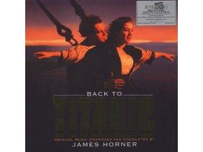 James Horner – Back To Titanic