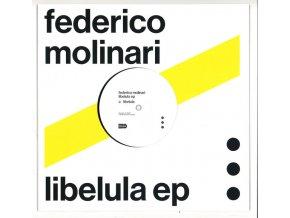 Federico Molinari – Libelula EP