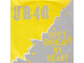 UB40 – Don't Break My Heart 7''