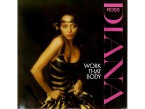 Diana Ross – Work That Body 7''